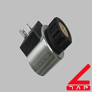 Cuộn hút van điện từ MFZ12-25YC - 138214